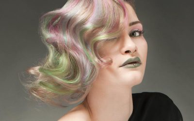 Pastellfarbtöne mit Elumen Haircolor